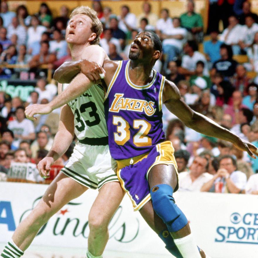 NBA1980年代 NBA黄金期のはじまり