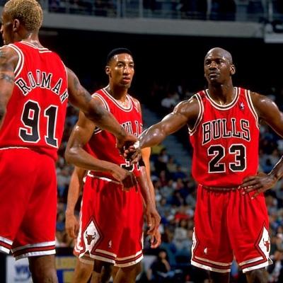 【NBA】90年代 ジョーダン率いるブルズ王朝の到来とレイカーズ黄金期の再来